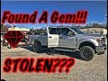 We Bought A Stolen Car!!!