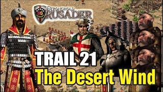 STRONGHOLD CRUSADER - MISI 21 - The Desert Wind
