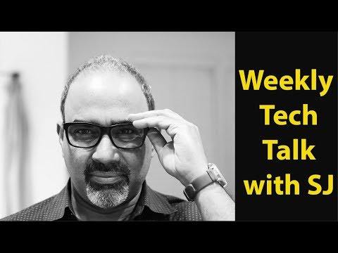 Episode 6: Weekly Tech Talk With SJ - Incorta, Citrix And Podcast (9/29 To 10/05 2019)