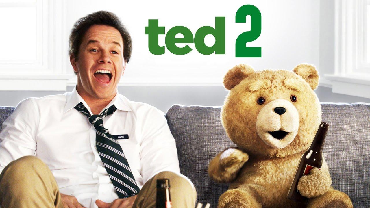 Los momentos mas graciosos de Ted 2