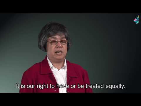 Donna Jodhan - International Day of Persons with Disability