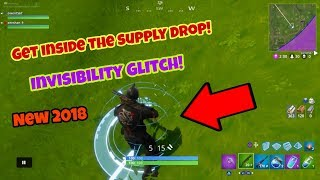 Fortnite battle Royale glitch (after latest update) become invisible PS4/Xbox one 2018