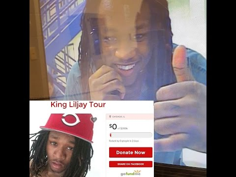 Incarcerated Rapper, Lil Jay, $200,000 GoFundMe Campaign gets Disabled for Policy Violations.
