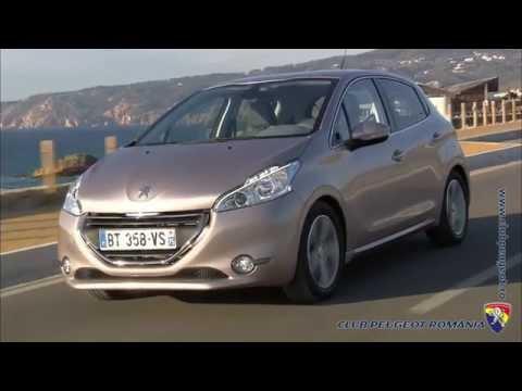 Peugeot 208 5 Doors Presentation