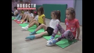 «В ритме жизни» - «За здоровьем в детский сад – оздоравливание физкультурой»(, 2015-12-23T07:09:52.000Z)