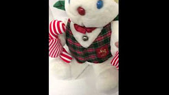 Mr Bingle  The Maison Blanche New Orleans Stuffed Animal