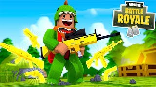 NEW *SECRET* TREASURE FOUND! (ROBLOX FORTNITE: BATTLE ROYALE!)