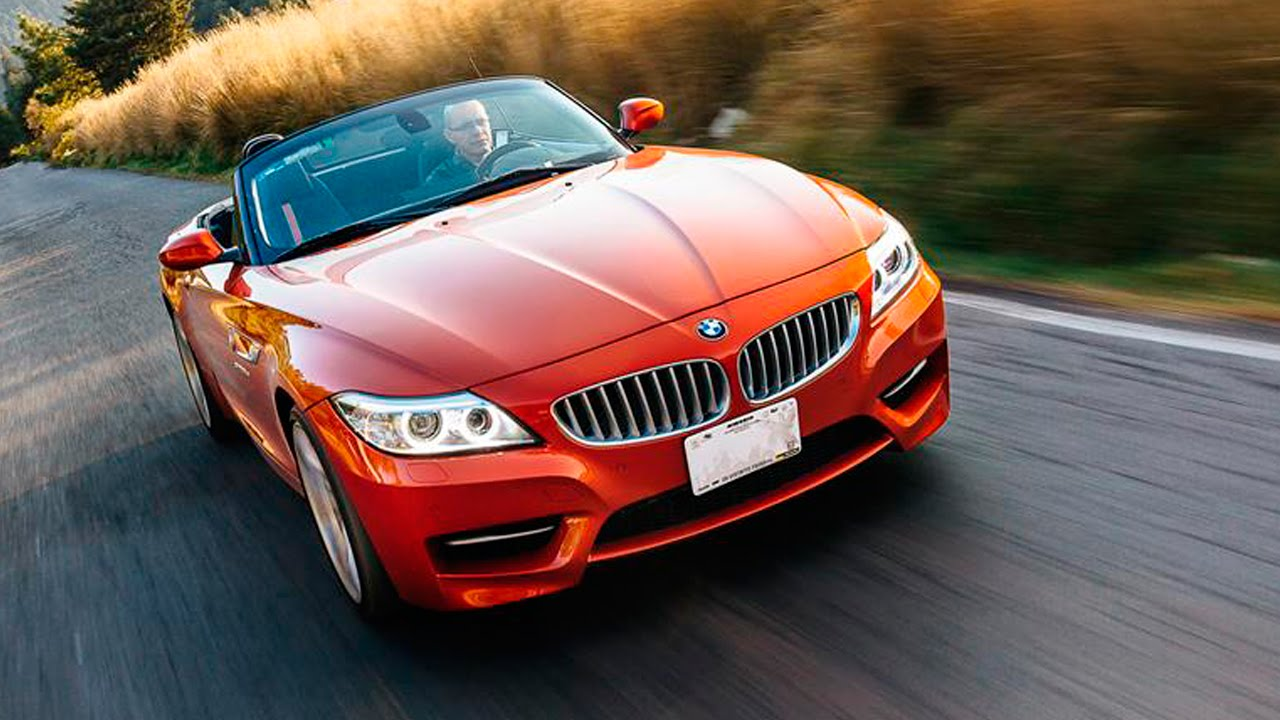 bmw z4 sdrive 35is 2014 a prueba autocosmos youtube. Black Bedroom Furniture Sets. Home Design Ideas