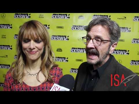 "Marc Maron & Lynn Shelton On Improv Moviemaking For ""Sword Of Trust"""