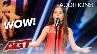 Emanne Beasha | Audition - America's Got Talent 2019 | Nessun Dorma