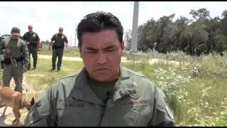 Seguridad y rescate en la frontera