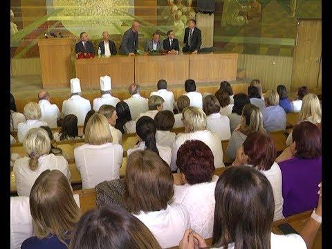 Телеканал ІНТБ: Тернопіль має нових керівників у сфері охорони здоров'я