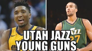 Donovan Mitchell and Rudy Gobert will Dominate for the Utah Jazz!