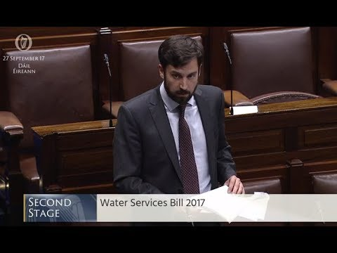 Water Services Bill 2017