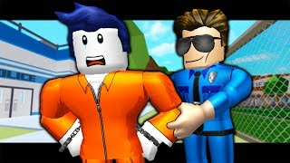 THE LAST GUEST'S BROTHER GETS ARRESTED! ( A Roblox Jailbreak Story)