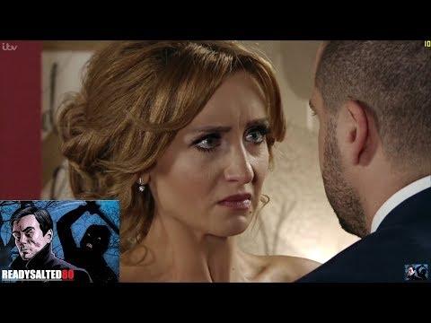 Coronation Street - Aidan Tells Eva That He Cheated On Her