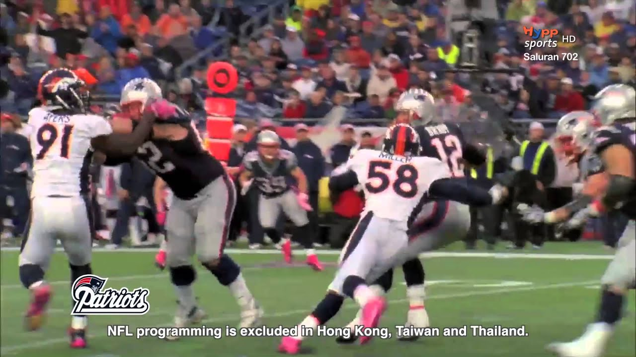 unifi TV Studio: National Football League (NFL) - YouTube