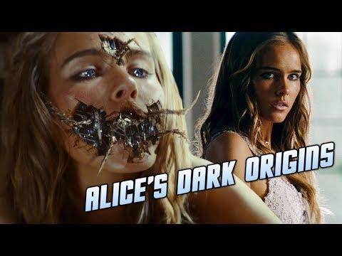 Alice's Dark Origins In Transformers Revenge Of The Fallen