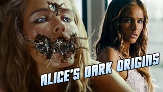 Alice's Dark Origins in Transformers Revenge of the Fallen