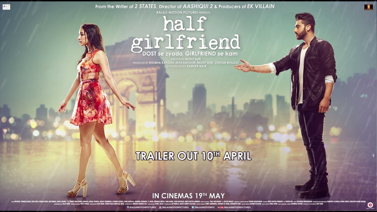 Image result for half girlfriend poster