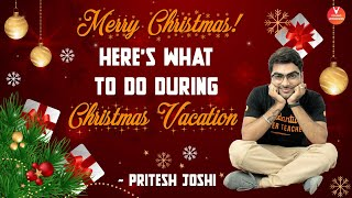 Merry Christmas! Here's What To Do During Christmas Vacation | We Wish You A Merry Christmas | XMAS