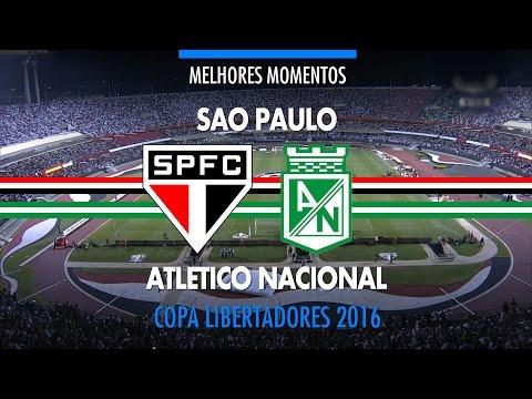 Melhores Momentos - São Paulo 0 x 2 Atletico Nacional - 06/07/2016 - Fox Sports HD