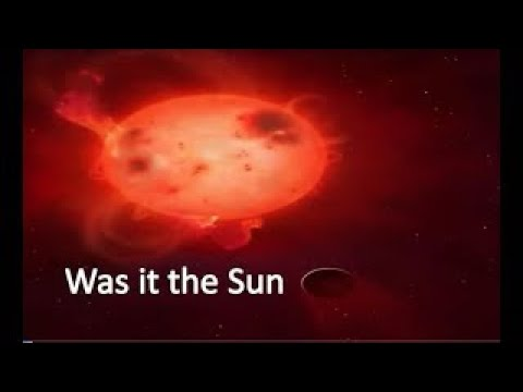 Nibiru has entered the solar system, Tell us this did not happen!