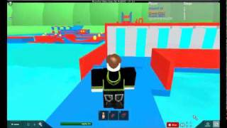 SHAWn114 ROBLOX smette di fare wipeout walkthroughs