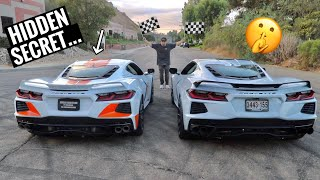 My 700HP Twin Turbo C8 VS 600HP Twin Turbo C8 with NITROUS!