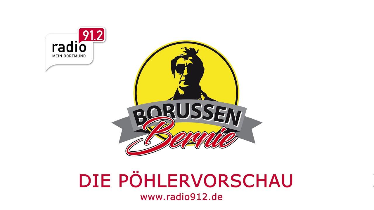 Borussen Bernie - Die Pöhlervorschau - Gladbach gegen BVB