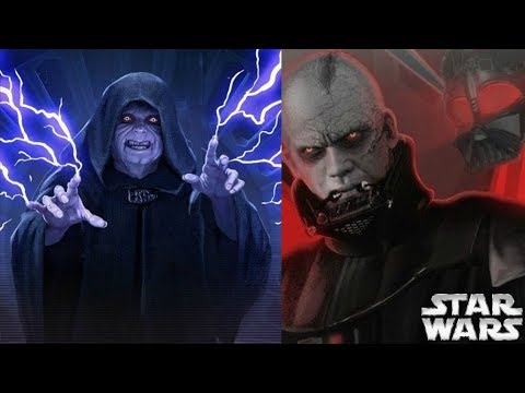 Was Darth Vader Actually  Stronger Than Darth Sidious?  Star Wars Explained