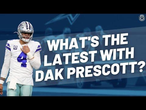 Let's Talk About QB Dak Prescott | Blogging the Boys