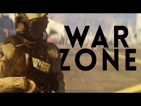 WAR ZONE | GTA Online Cinematic