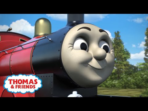 Meet The Steam Team: Meet James | Thomas & Friends