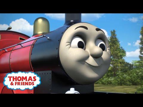 Meet The Steam Team: Meet James   Thomas & Friends