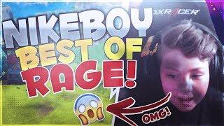 BEST OF RAGES!! | Fortnite Battle Royale