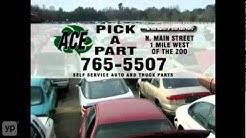 Jacksonville Auto Parts Ace Pick A Part