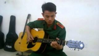 Bình Yên Nhé Guitar cover Bộ Đội
