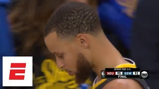 Best of the Rockets' Game 4 win over the Warriors | ESPN