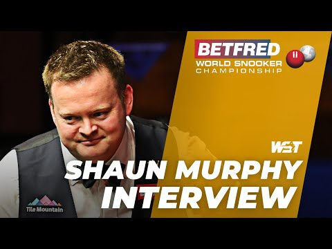 Shaun MURPHY Defeats Yan Bingtao To Reach Crucible Last Eight |  World Championship