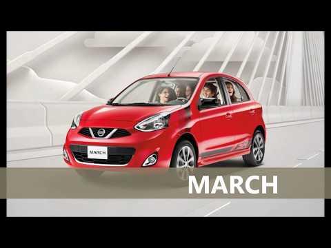 Nissan Todos Su Modelos