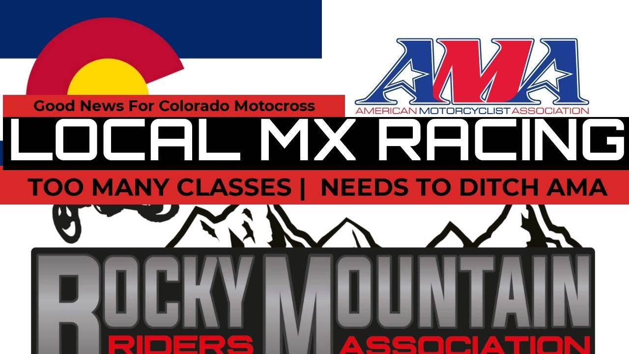 Good News For CO MX | Local Promoters Should Drop AMA!