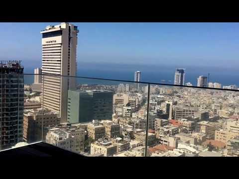 LUXURY APARTMENT RICHARD MEIER TOWER TEL AVIV CENTER ON ROTHSCHILD