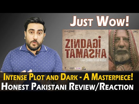 Zindagi Tamasha (Circus of Life) - Official Trailer 2.0 Review & Reaction