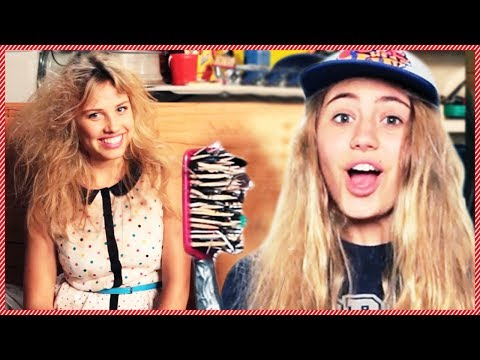 Terry the Tomboy  Hairbrush for Hair w Lia Marie Johnson and Gracie Dzienny