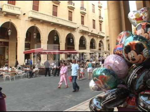 BEIRUT STREET SCENES