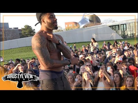 Sage the Gemini Live Performance Case Western University 4.23.16