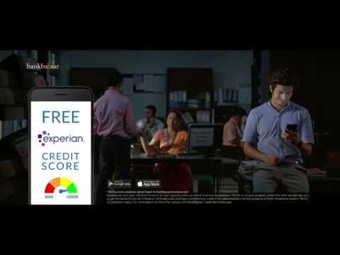 BankBazaar - FREE Credit Score!