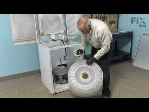 Maytag Washer Repair – How to replace the Tub Seal Kit