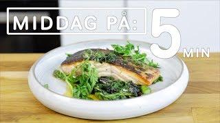 Mat på 5 snabba! #3